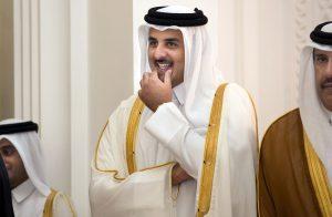 أمير-قطر-يؤكد-لميركل-دعم-بلاده-مخرجات-مؤتمر-برلين-بشأن-ليبيا