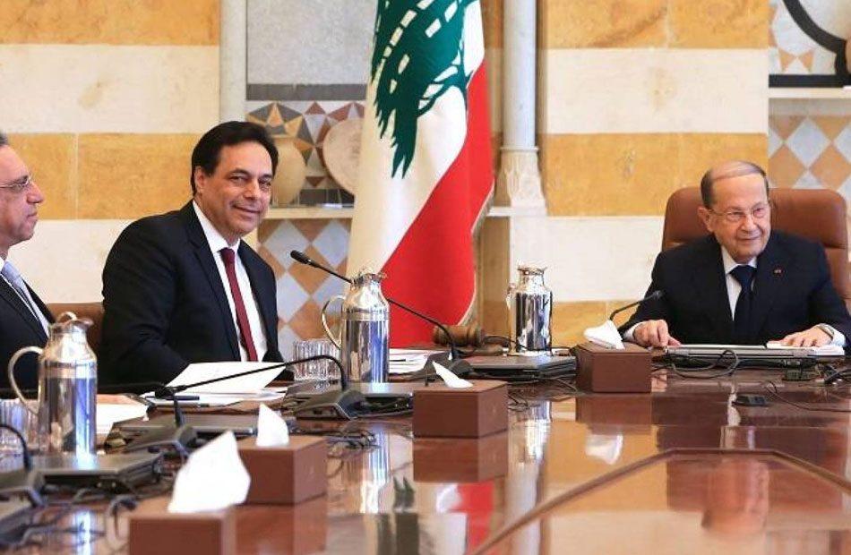أمين-عام-مجلس-الوزراء-يعلن-تشكيلة-الحكومة-اللبنانية-الجديدة