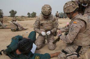 إسبانيا-تسحب-قواتها-من-العراق-إلى-الكويت-عقب-الهجوم-الإيراني