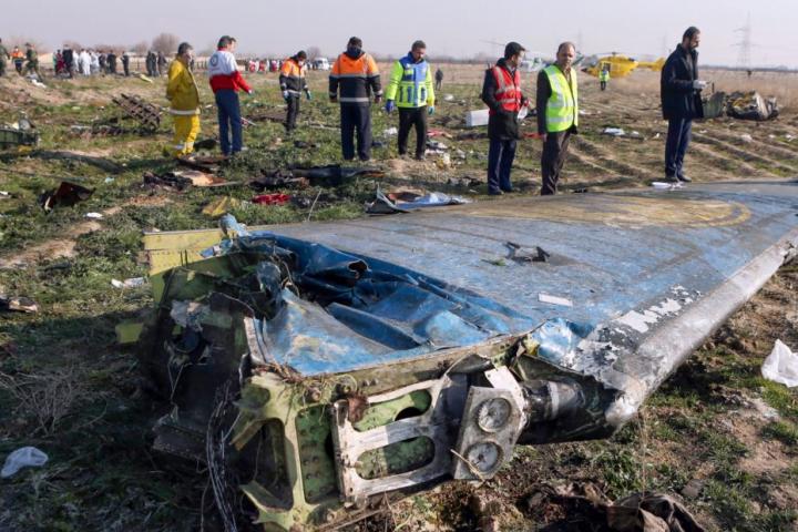 إيران-تحدد-هوية-50-شخصًا-من-ضحايا-الطائرة-الأوكرانية