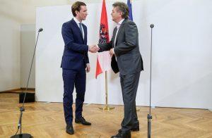 اتفاق-بين-المحافظين-والخضر-لتشكيل-ائتلاف-حكومي-في-النمسا