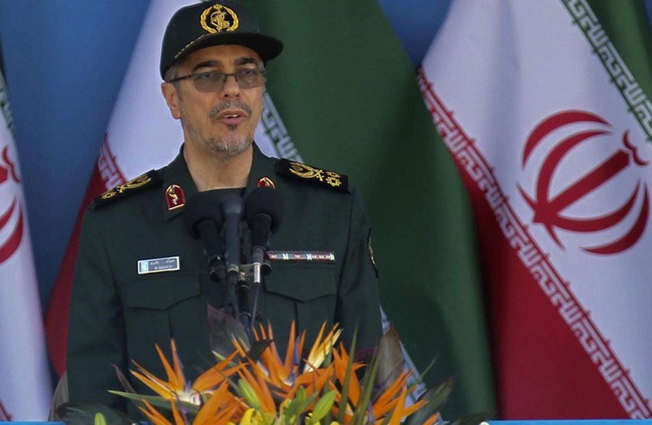 الأركان-الإيرانية-حان-الوقت-لتدرك-أمريكا-مدى-قوة-طهران