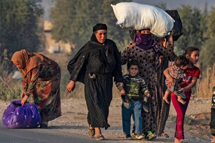 الأمم-المتحدة--نزوح-٣٥٠-ألف-سوري-من-إدلب-منذ-ديسمبر