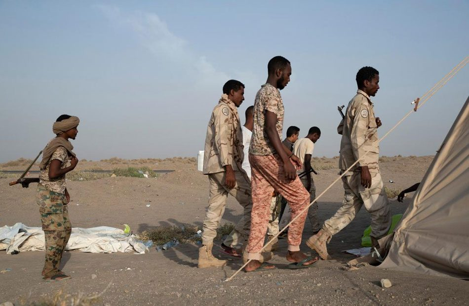 الإمارات-تضطر-لإعادة-سودانيين-جندتهم-قسرا-للقتال-فى-ليبيا