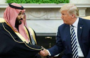 الخارجية-السعودية-تعلن-دعمها-صفقة-القروتشكر-جهود-ترامب