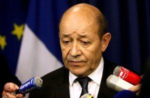 الخارجية-الفرنسية-سنتعاون-مع-الجزائر-لوقف-إطلاق-النار-في-ليبيا