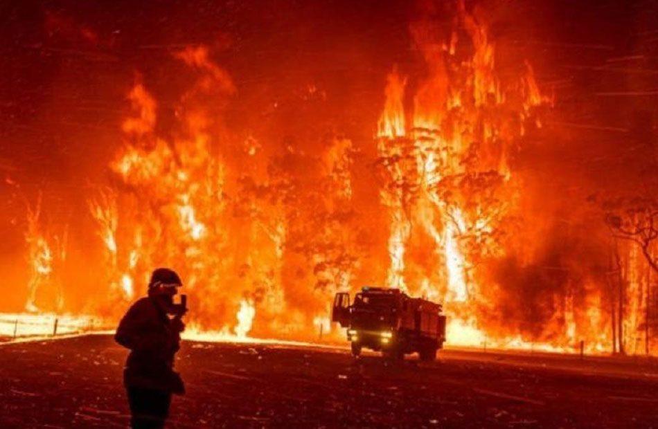 السعودية-تعلن-استعدادها-لمساعدة-أستراليا-في-مواجهة-الحرائق