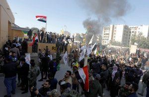 السفارة-الأمريكية-في-العراق-تعلّق-كافة-أعمالها-لإشعار-آخر