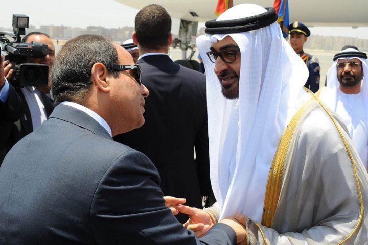السيسي-وبن-زايد-يفتتحان-أكبر-قاعدة-عسكرية-جوية-بمنطقة-البحر-الأحمر
