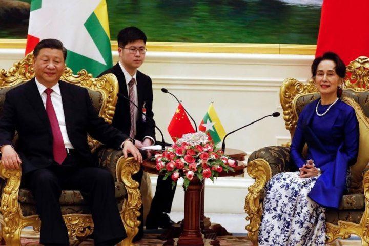 الصين-وبورما-تشددان-على-تحالفهما-رغم-الانتقادات-الدولية-بسبب-أزمة-الروهينغا