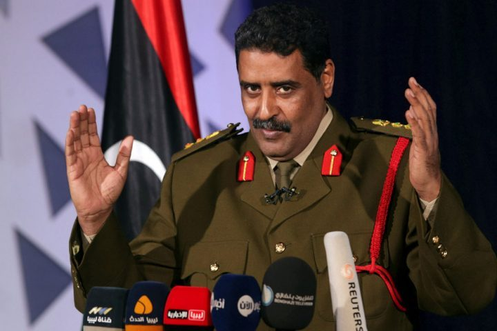 المتحدث-باسم-قوات-حفتر-يهدد-بإسقاط-الطائرات-المدنية-في-محيط-طرابلس