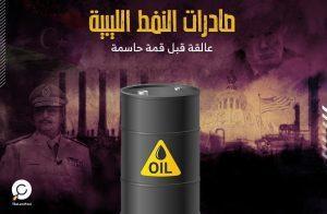 النفط ليبيا