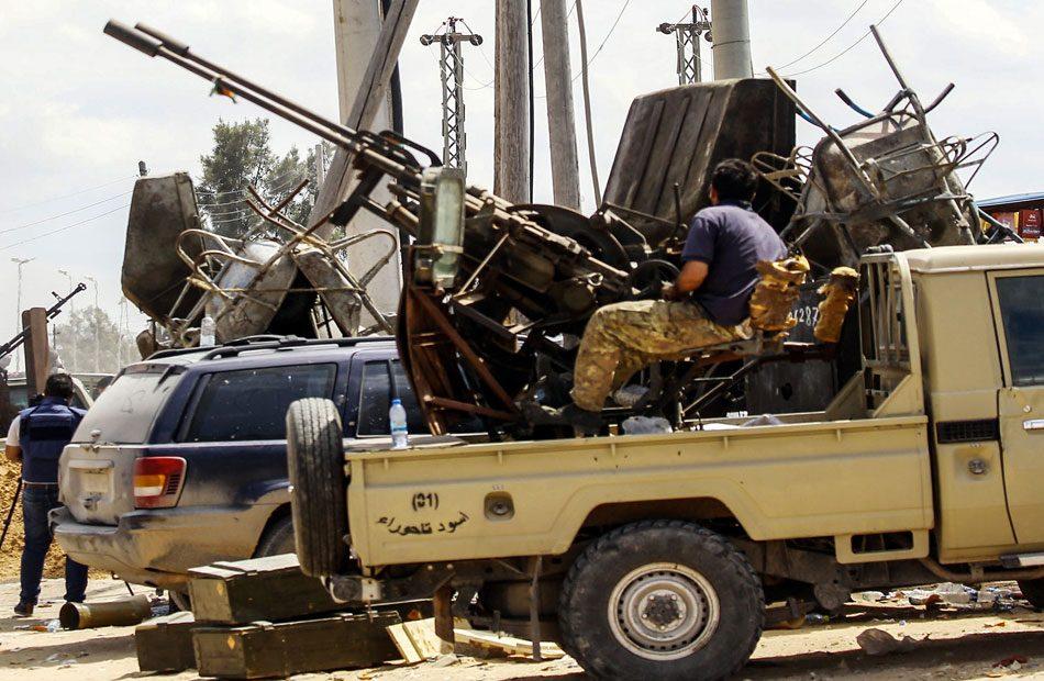 الوفاق-الليبية-حفتر-يستعين-بمرتزقة-سوريين-موالين-لبشار-وروسيا