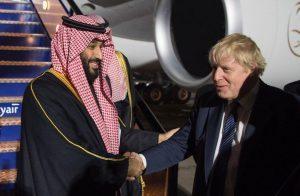 بريطانيا-تحمي-هاتف-جونسون-لكثرة-استخدام-بن-سلمان