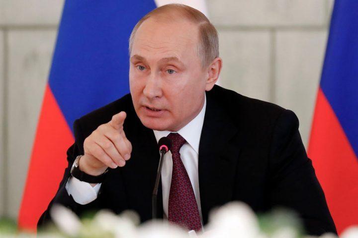 بوتين-يبحث-الأزمة-الليبية-مع-بن-زايد-وتميم