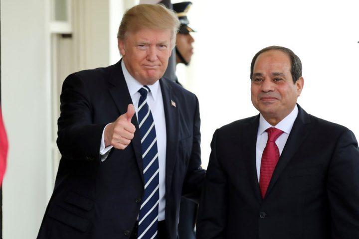 بيان-كارثي-للخارجية-المصرية-يدعم-خطة-ترامب-لتصفية-القضية-الفلسطينية