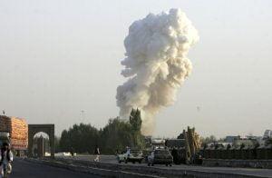 تحطم-طائرة-ركاب-وسط-أفغانستان-ومقتل-بعض-ركابها-وإصابة-آخرين