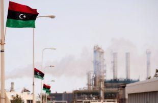 تراجع-الإنتاج-النفطي-76%-بمعدل-284-ألف-برميل-يوميًا