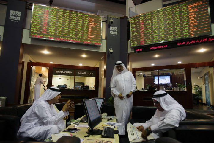 تراجع-عام-في-أسواق-المال-الخليجية-ودبي-الأعلى-تراجعا