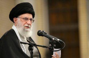 خامنئي-هناك-من-يسعى-لخلق-خلاف-بين-إيران-والعراق