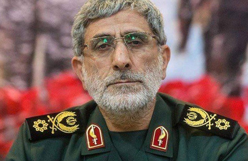خامنئي-يعين-إسماعيل-قاآني-قائدا-لفيلق-القدس-خلفا-لسليماني