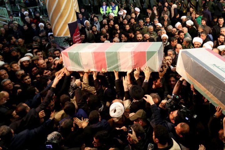 دفن-سليماني-في-مسقط-رأسه