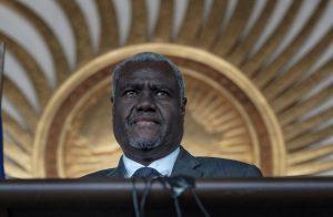 رئيس-الاتحاد-الإفريقي-يعرب-عن-قلقه-من-التدخل-التركي-في-ليبيا