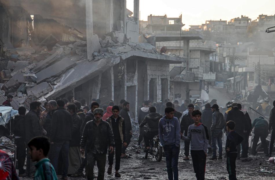 طيران-روسيا-وبشار-يتجهزان-لهجوم-واسع-على-إدلب