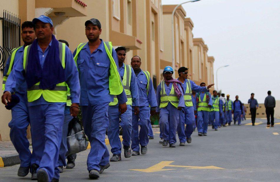 قطر-تدخل-تعديلات-جديدة-على-تشريعاتها-بشأن-العمالة-الوافدة