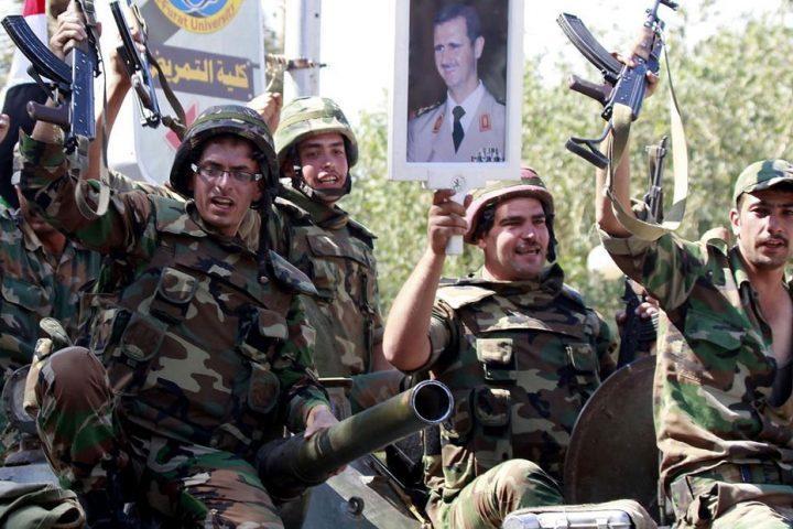 قوات-بشار-الأسد-تحرق-ضريح-الخليفة-عمر-بن-عبد-العزيز