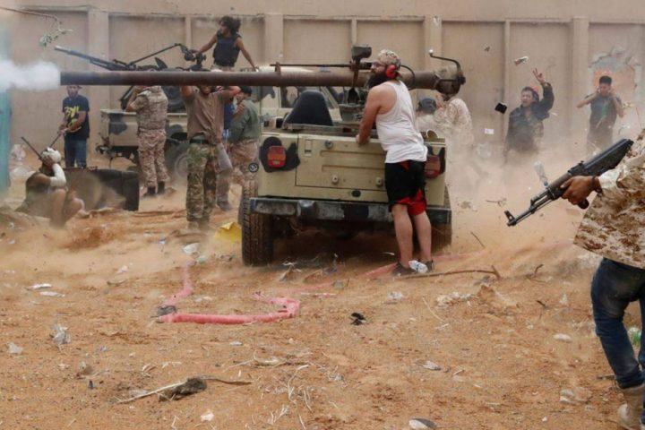 قوات-حفتر-تواصل-استهداف-المدنيين-في-طرابلس