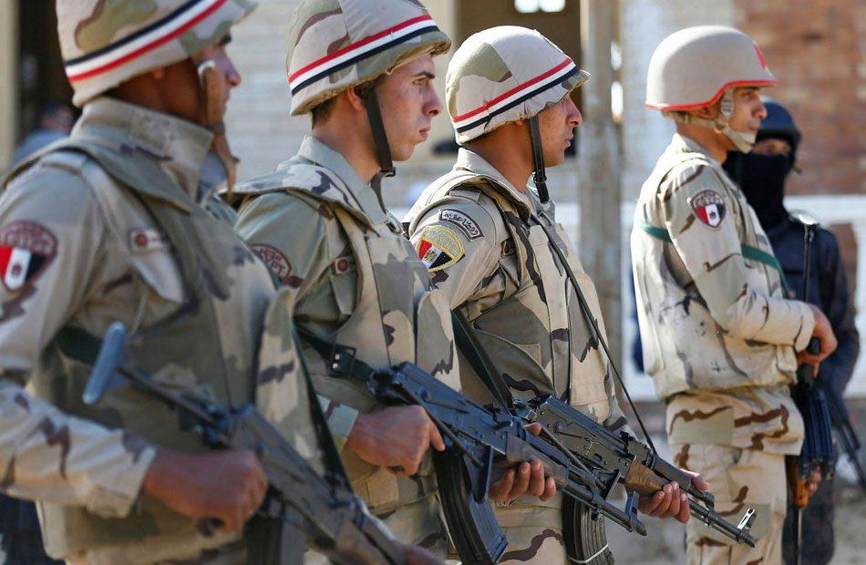 مصر-تعزز-إجراءاتها-الأمنية-على-حدودها-مع-ليبيا