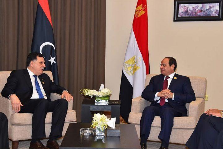 مصر-تنتقد-حكومة-الوفاق-الليبية