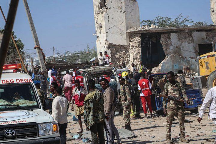 مقتل-4-أشخاص-في-تفجير-لحركة-الشباب-قرب-البرلمان-الصومالي