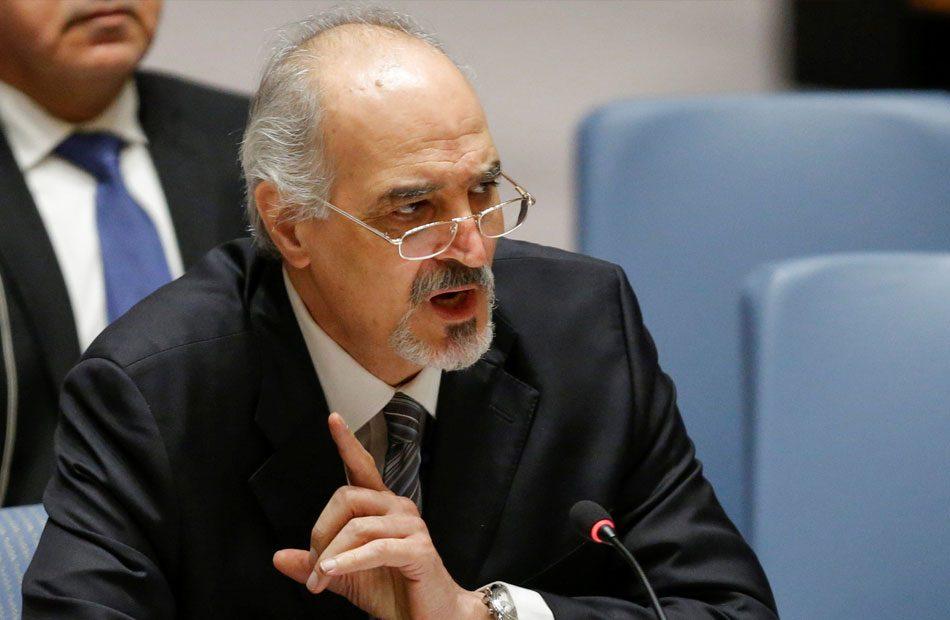 مندوب-سوريا-في-الأمم-المتحدة-يشارك-في-حفل-وزير-الدولة-السعودي-فهد-المبارك