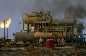 موظفون-أمريكيون-يغادرون-حقول-النفط-العراقية