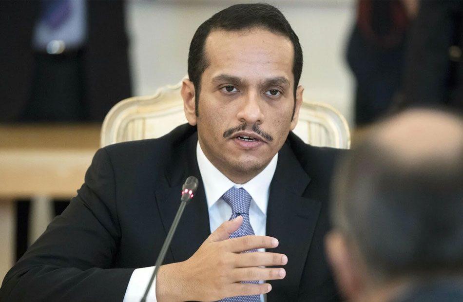 وزير-خارجية-قطر-يبحث-مع-نظيره-البريطاني-آخر-التطورات-فى-العراق