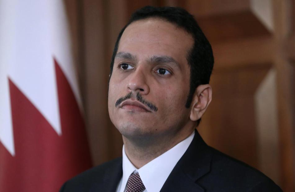 وزير-خارجية-قطر-يصل-إيران-السبت