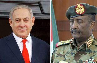 إدانات-فلسطينية-واسعة-للقاء-البرهان-ونتياهو