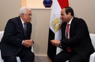 السيسي-يلتقي-عباس-قبل-اجتماع-وزراء-خارجية-العرب-لبحث-صفقة-القرن