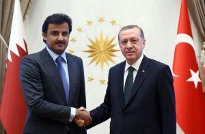 مباحثات-قطرية-تركية-لتعزيز-التعاون-العسكري-بين-البلدين