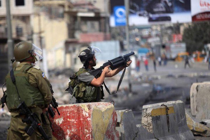 مواجهات-بين-فلسطينيين-والجيش-الإسرائيلي-تسفر-عن-إصابة-79-جنوبي-الضفة