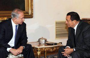 نتنياهو-يعزي-السيسي-في-وفاة-مبارك-ويعهده-باستكمال-المسيرة-معه.jpg