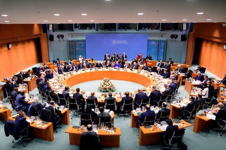 وزراء-خارجية-مؤتمر-برلين-يبحثون-الأزمة-الليبية-مارس-المقبل
