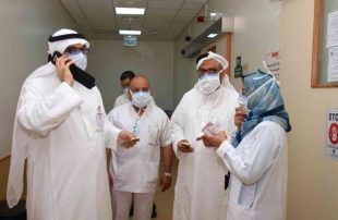 السعودية تتوقع زيادة أعداد الإصابات بفيروس كورونا