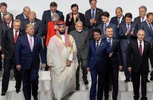 بسبب كورونا .. بن سلمان يتجه لدعوة مجموعة العشرين لاجتماع استثنائي