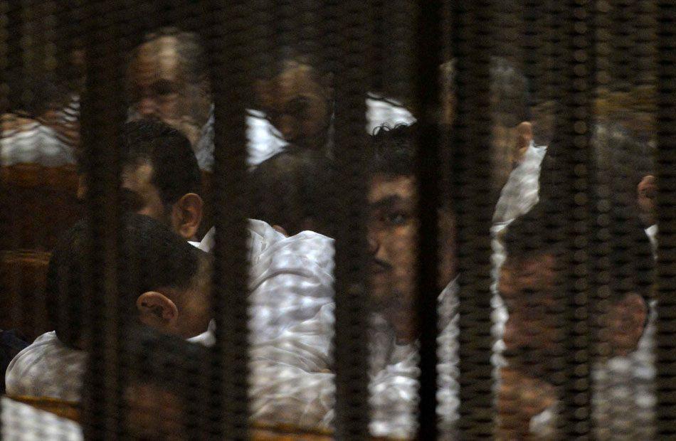 خوفا من تفشي كورونا .. إضراب جزئي عن الطعام لمعتقلي سجن طرة