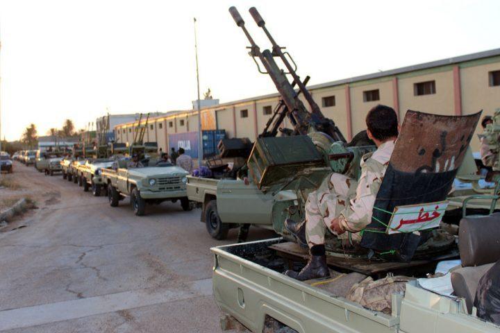 قوات-الوفاق-الليبية-تدمر-مخزن-ذخيرة-لميليشيا-حفتر-جنوب-طرابلس.jpg