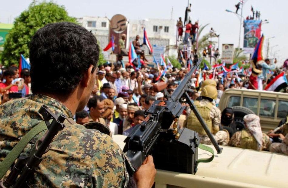 الجنوب-اليمني-يرفض-انقلاب-الانتقالي..-5-من-أصل-8-محافظات-رفضت-الحكم-الذاتي