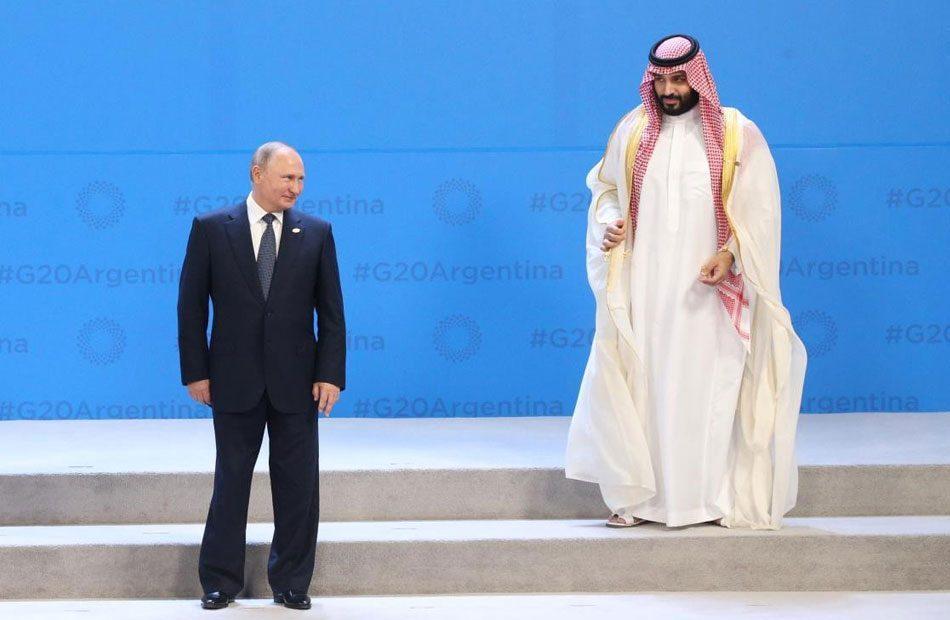 """السعودية تسارع لتكذيب بوتين حول سعيها لانهيار أسعار النفط والتخلص من """"الصخري الأمريكي"""""""